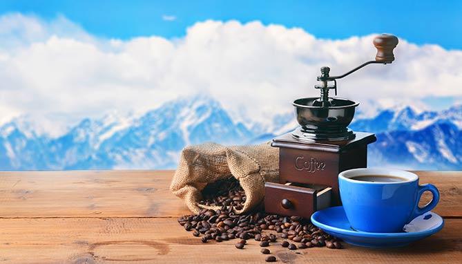 מה בריא - קפה שחור
