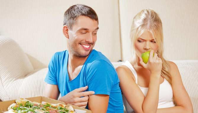 מה בריא - השמנה