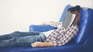 חוסר שינה, מגזין בריאות - מה בריא