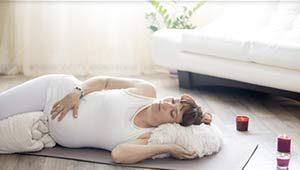 שינה בהריון - מה בריא