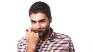 סיגר פוגע בבריאות