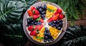 מה בריא בפירות