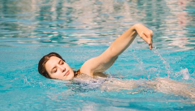 שחייה בריאה